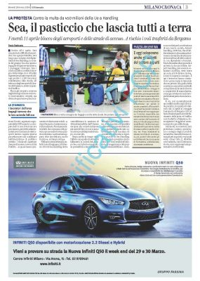 Infinity – Il Giornale