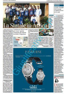 F. P. Journe – Corriere della Sera