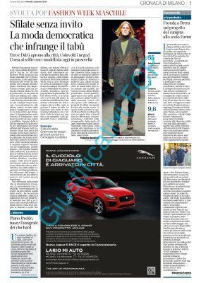 Lario – Corriere della Sera