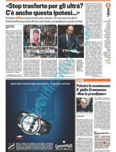 Eberhard – La Gazzetta dello Sport