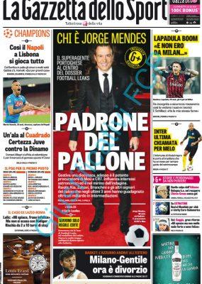 Louis Erard – La Gazzetta dello Sport