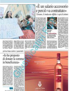 Leone de Castris – Nuovo quotidiano di Puglia