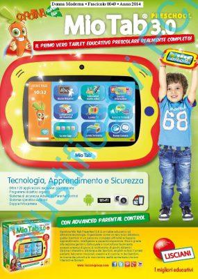 Lisciani Mio Tab su Megghy.com